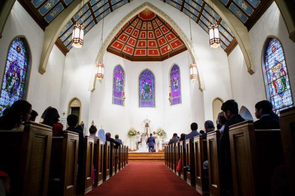 saint patrick cathedral charlotte
