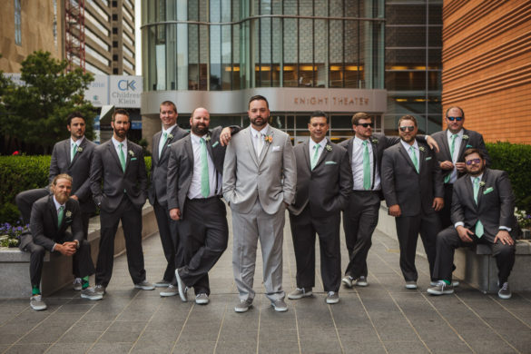 groomsmen uptown charlotte