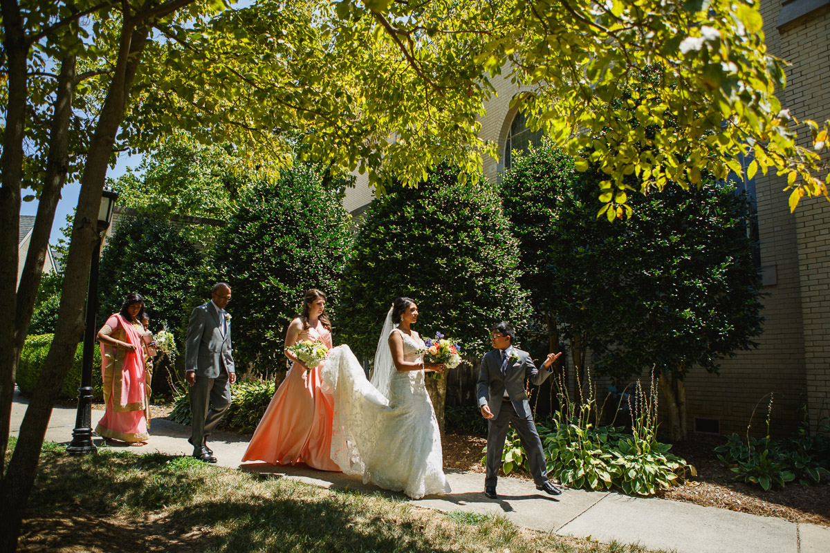 dilworth saint patrick's cathedral wedding
