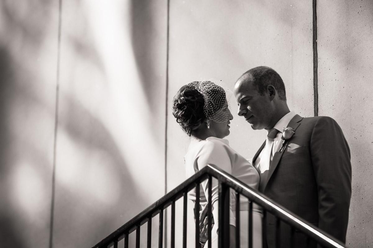 uptown charlotte bride groom